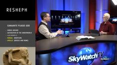 The first of the Four Horsemen of the Apocalypse is the topic this week. We explain why believe the first seal of the seven-sealed scroll was opened by the L. Sunday Sermons, End Times Prophecy, Sky Watch, Horsemen Of The Apocalypse, New Program, White Horses, Explain Why, Education, Youtube