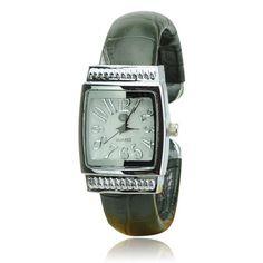 Black Bracelet Ornaments Stainless Steel Quartz Movement Wrist Watch Black Bracelet Ornaments Stainless Steel Quartz Movement Wrist Watch [51371] - US$5.57 : Aladdinmart