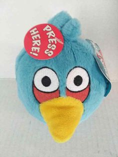 Angry Birds Blue Jay 5