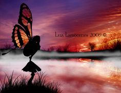 www.Faeriewood.com The Art of  Liza Lambertini