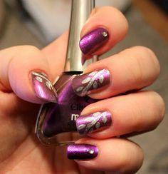 Goodly Nails: Violetin kynnet