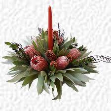 protea wreath - Google Search