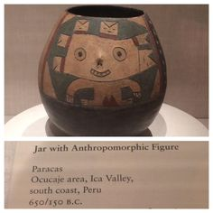 Apparently, ancient Peruvians prophesied the coming of Stewie. @SethMacFarlane #FamilyGuy #artinstituteofchicago