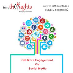 #Socialmediamarketing programs usually center on efforts to create content that attracts attention and #encourages readers to share it across their #social #networks