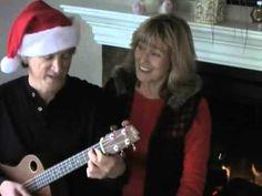 Christmas ukulele songs Winter Wonderland - YouTube