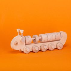 Toddler Gift - Wooden Toys - Wormy, Counting line, Eco friendly. Christmas Gifts, Brother Gift, Baby Gift, Birthday Present