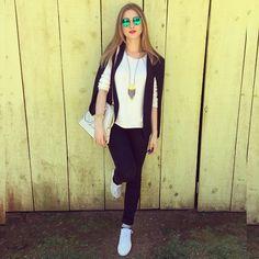 Vanessa Wonsovicz @vanessawz Look do dia Instagram photo | Websta (Webstagram)