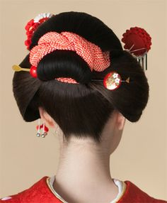 Kyoto Japan Things To Do In - Japan Landscape Night - - Japan Street Traditional Japanese Hairstyle Traditional, Traditional Outfits, Yukata, Costume Japonais, Geisha Hair, Geisha Makeup, Eye Makeup, Style Du Japon, Geisha Japan