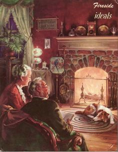 Ideals Magazine - Fireside October, 1950