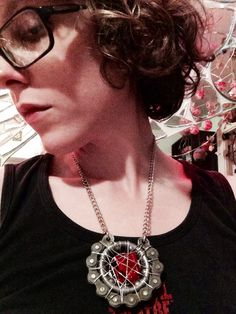 Bicycle Necklace #3