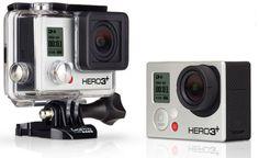 Upgrade com melhorias importantes em relação ao modelo antecessor, a câmera GoPro Hero 3+ vem em duas versões: uma preta, que custa US$ 400 e outra mais simples que sai por US$ 300, ambas compatíveis com os diversos acessórios para GoPro. Leia mais e veja um vídeo sensacional de lançamento, no TechTudo ♦ por Thiago Barros.