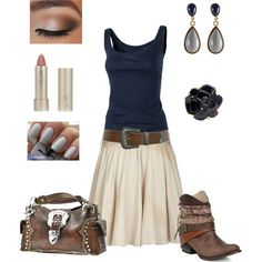 EARTHY SOUTHERN SUMMER (click for outfit breakdown and buy)