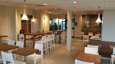 Restaurant de Maucomble (aire d'autoroute A28) qui a ouvert le 18 décembre dernier #francesca #italianfood