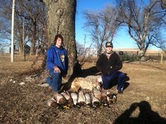 Smoked the greenheads up in kansas with my right hand duck killing bud Justin!