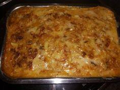 Pasta Recipies, Greek Recipes, Casserole Recipes, Lasagna, Macaroni And Cheese, Food And Drink, Ethnic Recipes, Chihuahuas, Crock Pot Recipes