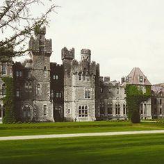 Stay a Night in Ashford Castle in Ireland