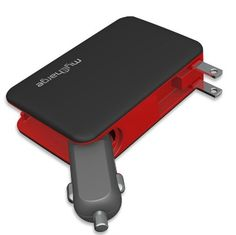 myCharge Transit 2600 for quick and easy portable charging (giveaway ends 8/15/14) - She Scribes