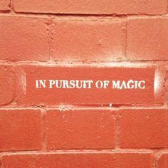 get yours.    #magic #words #wordsofwisdom #weekend #inspiration...