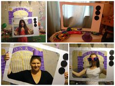Charlie and the Chocolate Factory Photobooth ideas