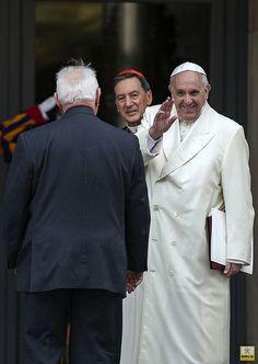 Pape François - Pope Francis - Papa Francesco - Papa Francisco - Consistoire Févr 2014