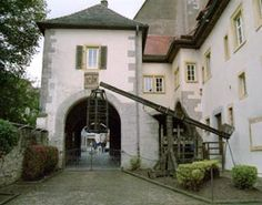 Visit the Medieval Crime and punishment Museum in Rothenburg, Germany.  Recommended by Rick Steves