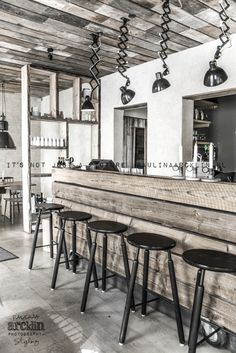 HÖST RESTAURANT | real photos, not 3D by Paulina Arcklin, via Behance