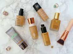 The Best Foundations & Bases for Combination Skin | Jasmine Talks Beauty