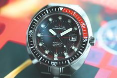 "Hell of a Comeback: Reviewing the Bulova Oceanographer Special Edition ""Devil Diver"" 