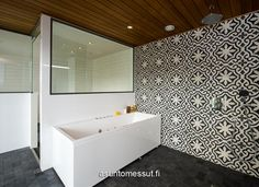 38 Villa Muurame - Pesuhuone | Asuntomessut