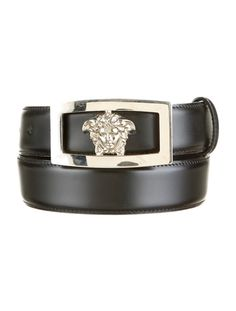 Classic: Versace Belt.