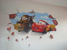malby na stěny - dětem | NÁSTĚNNÉ MALBY, MALOVANÁ REKLAMA, OBRAZY