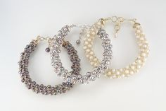 Unique Jewelry Designs | Unique handmade designer jewelry with stones and pearls by Elizabeth ...