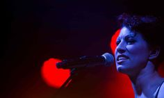Leaves nothing of her life out of bounds … Amanda Palmer.