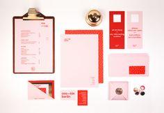 Unique Branding Design, Cookie Hotel de Berlin via @nathaliebeaujea #Branding #Identity #Design