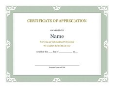 Free printable certificates certificate of appreciation certificate certificate of recognition for administrative professional yelopaper Choice Image