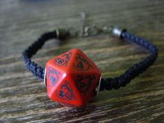 Your place to buy and sell all things handmade D20 Dice, Dragon Dies, Dragon Bracelet, White Dragon, Purple, Pink, Red And White, Pendant, Bracelets