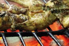 "Tasty Portuguese grilled chicken ""Frango no Churrasco"" my latest post back on Catavino! #food #portugal"