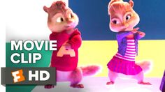 Alvin and the Chipmunks: The Road Chip Movie CLIP - Juicy Wiggle (2015) - Movie HD - YouTube