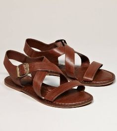 AEO Cross Strap Sandal review at Kaboodle