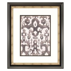 Paragon Decor Samara I Framed Wall Art | from hayneedle.com