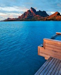 Room With a View: Overwater Bungalow Suite No. 231, Four Seasons Resort, Bora Bora