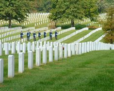 Arlington Cemetery, Virginia USA  ....