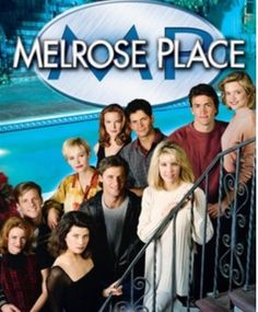Melrose Place tv show in the 90's I know...I know...but I watched this with my mum. Kimberly was the best!