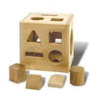 .A puzzle box. Check the size of the pieces for age rating. Might be too small.