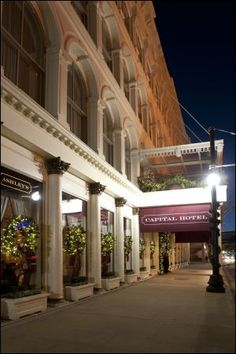 Capital Hotel Little Rock. #Arkansas