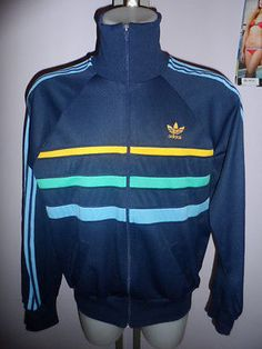 adidas vintage jacket - Google Search