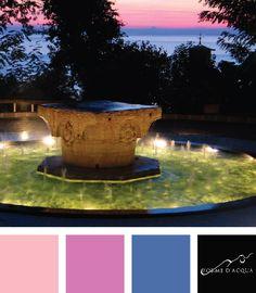The well Fountain | Arch. Simona M. Favrin and Mr. Gilberto Benvenuti | Hotel riviera e Maximilian's, Trieste