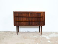 Chest Of 3 Drawers In Rosewood By Johannes Andersen photo 8