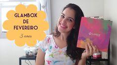 Glambox de Fevereiro 2015 | Aline Miranda