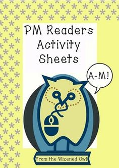 These+worksheets+are+varied+reading+response/+comprehension/+grammar+activities+that+support+the+PM+Reader+Series.+All+teacher-made.+Included+are+27+files/titles+and+41+PAGES+of+activities+(1-2+pages+per+title)++All+printable+and+geared+to+individual+reading+and+comprehension+ability+levels.